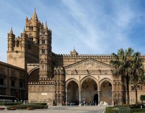 La Cattedrale di Palermo - B&B Porta di Castrro