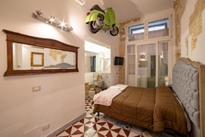 Camera Doppia Standard- B&B Porta di Castro - Bed and Breakfast Palermo Centro