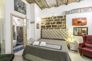 Camera Tripla - B&B Porta di Castro - Bed and Breakfast Palermo Centro