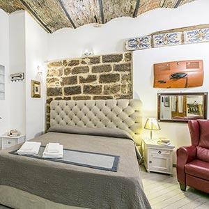 Camere Quadruple - B&B Porta di Castro - Bed and Breakfast Palermo Centro