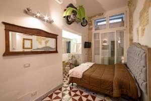Camere doppie standard - B&B Palermo Centro Porta di Castro