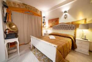 Camera doppia uso singola - Bed and Breakfast Porta di Castro - Palermo Centro